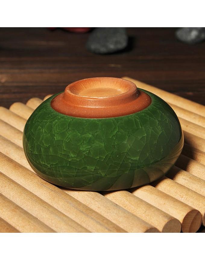 Tea Cups Iced Glazed Ceramic Teacups