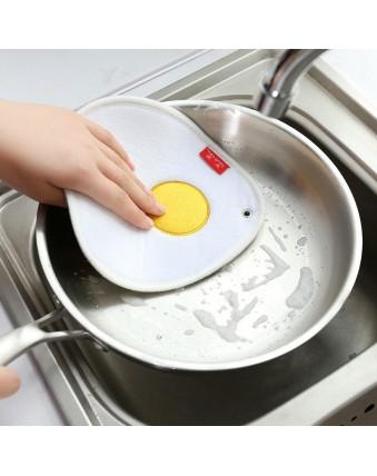 Hanging dishcloths Heat resistant coasters Drying hand dishcloths