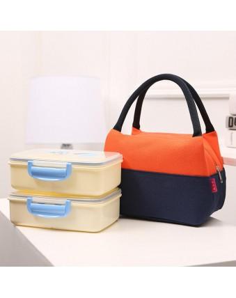 Large Capacity Women's Lunch Bag Women's Travel Bag Food Organizer Tote Bag