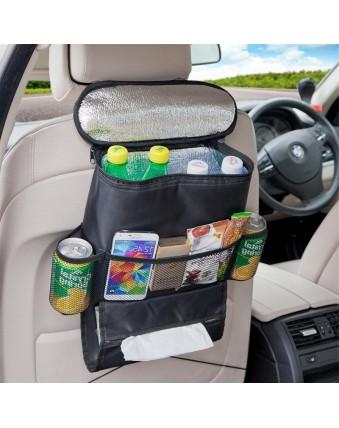 Car Storage Bag Food & Drink Tissue Organizer Picnic Bag Lunch Bag Dinner Bag Cooler Bag