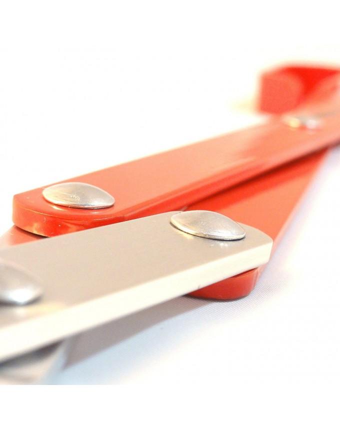 BBQ Aluminum Scissor Pliers with Long Handle (Spray Paint Handle)
