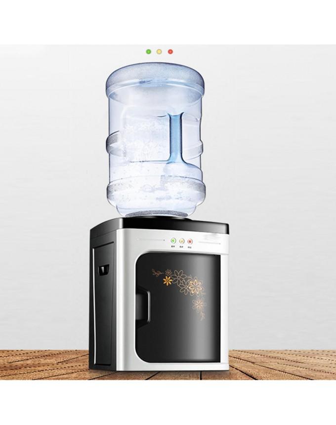 220V water cooler desktop household mini water cooler and water heater water dispenser